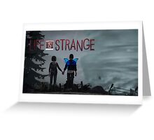 Polarized (Life is Strange) Greeting Card
