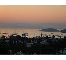 Sunrise @ Turkbuku Photographic Print