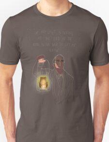 Blink Back  Unisex T-Shirt