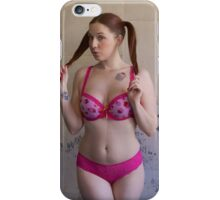 Lingerie #11 iPhone Case/Skin
