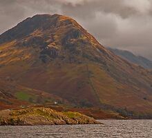 Yewbarrow by JMChown