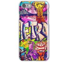 Detroit Pride iPhone Case/Skin