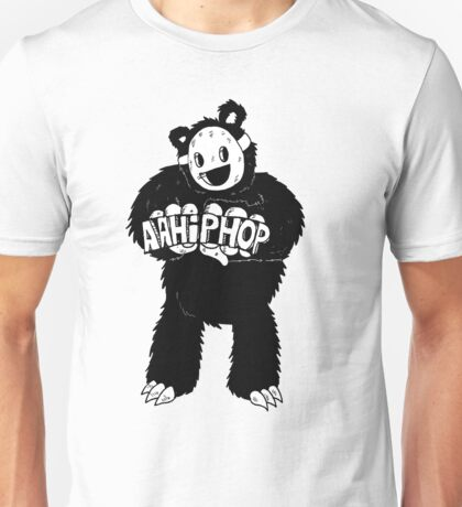 AAHIPHOP Love/Hate Bear T-Shirt