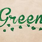 Green by Jane M.