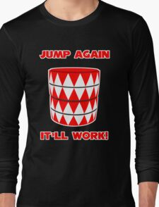 The Barrel in Carnaval Night Long Sleeve T-Shirt