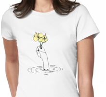 Lady of the Lake T Shirt (colour) Womens Fitted T-Shirt