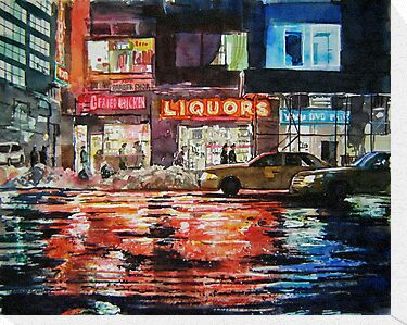 Liquors by Roman Scott