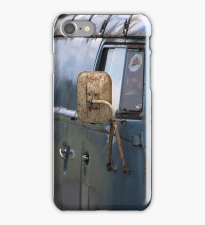 VW bus rat look iPhone Case/Skin