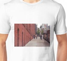 San Francisco Street Scene Unisex T-Shirt