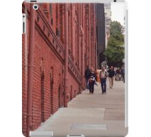 San Francisco Street Scene iPad Case/Skin