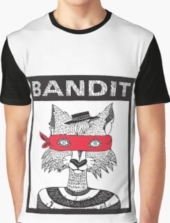 Bandit Brothers: Fox Graphic T-Shirt