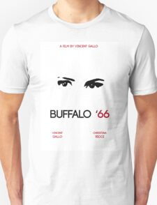 Buffalo '66 Alternate Film Poster T-Shirt