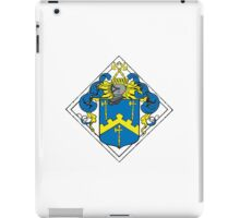 Family Crest 2 iPad Case/Skin