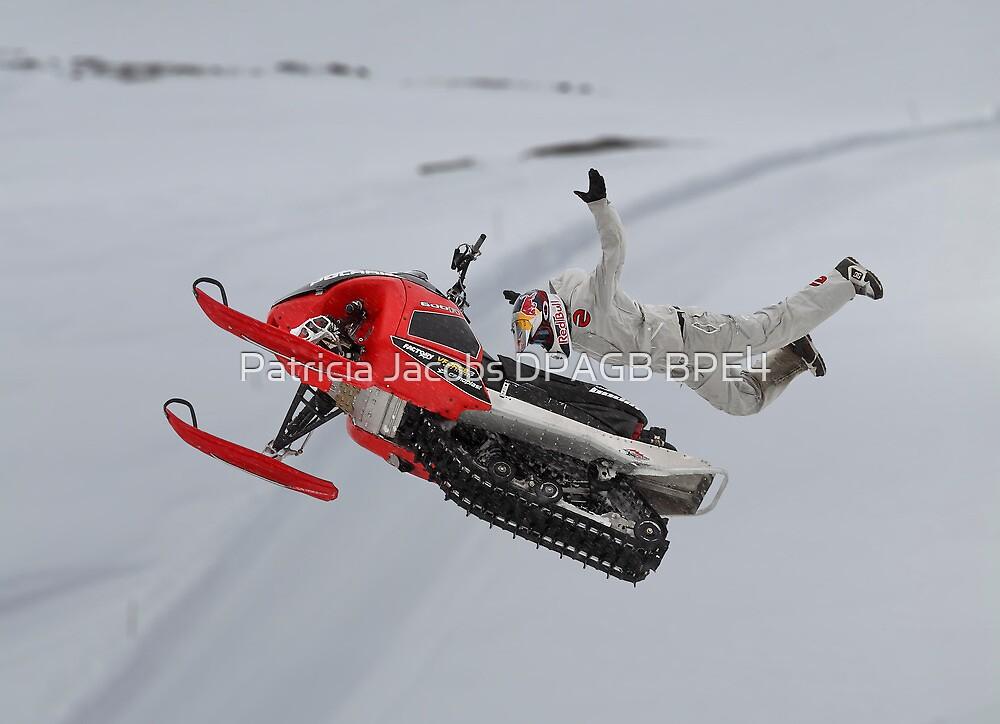 Snowmobile Tricks by Patricia Jacobs DPAGB LRPS BPE4