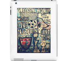 USA SOCCER iPad Case/Skin