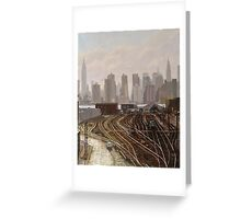 Manhattan Project Greeting Card