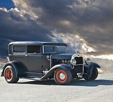 1930 Ford Model A Sedan by DaveKoontz
