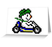 Louis Kart Greeting Card
