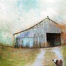 The Artist's Barn by Cheryl Tarrant