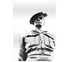 Lone Soldier Poster