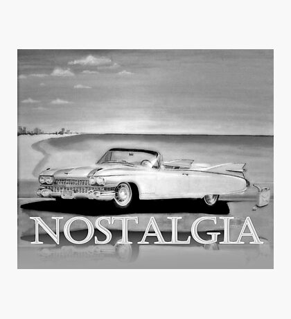 nostalgia I Photographic Print
