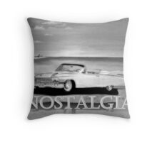 nostalgia I Throw Pillow