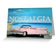 nostalgia II Greeting Card