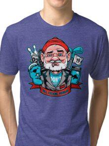 Bill Effing Murray Tri-blend T-Shirt