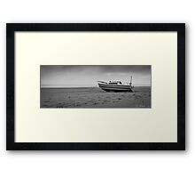Where is the water? Framed Print