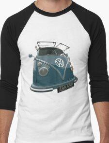 Open Your Eyes Men's Baseball ¾ T-Shirt