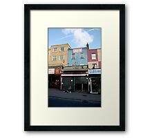 Levi's London Framed Print