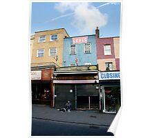 Levi's London Poster