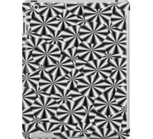 Bullseye Black iPad Case/Skin