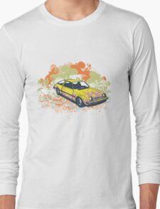 car Long Sleeve T-Shirt