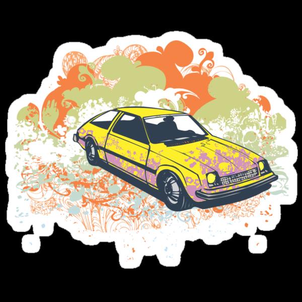 car by red-rawlo