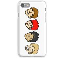 BOYS iPhone Case/Skin