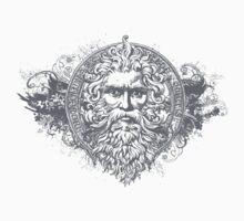 greek god by red-rawlo