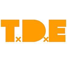 TDE TOP DAWG ORANGE by SourKid