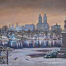 Winter Park by Roman Scott