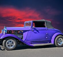 1932 Plymouth Roadster by DaveKoontz