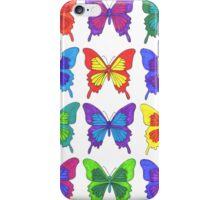 Butterfly Pattern iPhone Case/Skin
