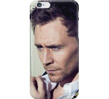Tom Hiddleston Actor iPhone Case/Skin