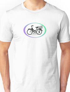 Mamachari - Everyone's favorite cruisin' bike. Unisex T-Shirt