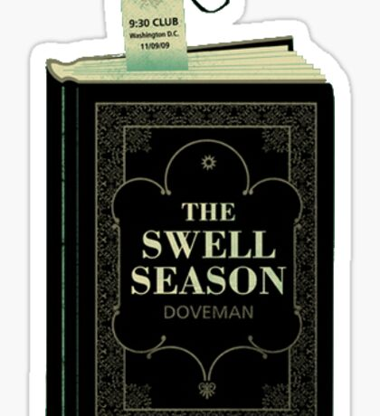 The Swell Season Sticker