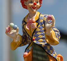 Clown by Peter Davies