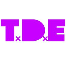 TDE TOP DAWG VIOLET PURPLE by SourKid
