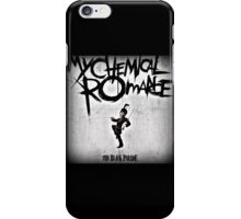 MY CHEMICAL ROMANCE BLACK PARADE iPhone Case/Skin