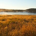 3 mile dam sunrise - Kosciuszko National Park by NaturalCultural
