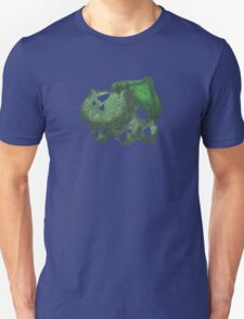 Bulbasaur Shirt Art T-Shirt