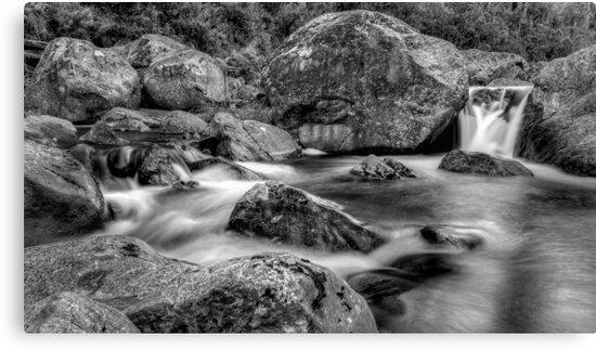 East Kiewa River by Mark  Lucey